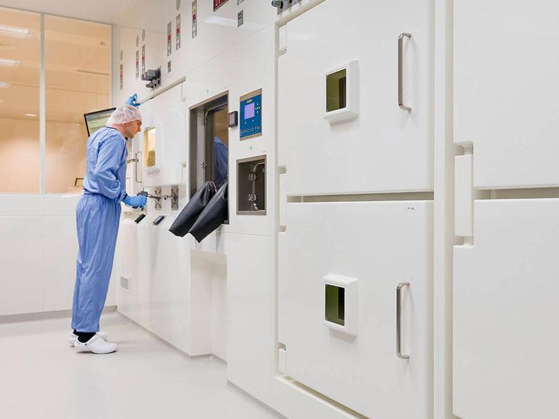Nuclear medicine & radiopharmacy
