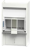 Shielded fume hood – R&D SPECT