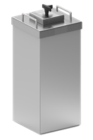 Waste container (PET)